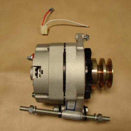 b 10346n alternator 12v 65 amp rebuilt for 1958-1959-1960-1961-1962-1963-1964-1965-1966  ford thunderbird (b10346n)