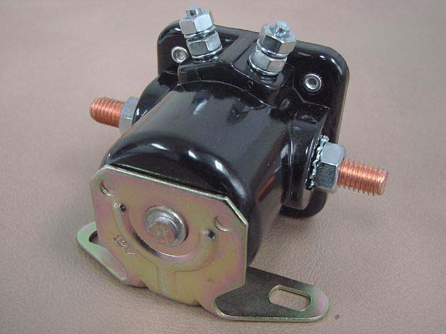 B 11450A Starter Solenoid For 1958 1959 1960 1961 1962