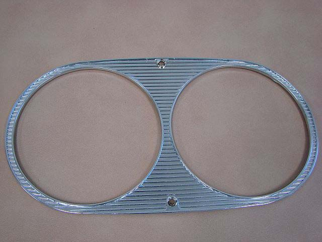 B 16036A Fender Moulding Right Hand Top For 1961-1962-1963 Ford Thunderbird (B16036A)
