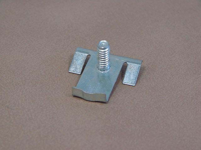 B 17763A Grille Spring Clip (7 Required) For 1958-1959-1960 Ford Thunderbird (B17763A)