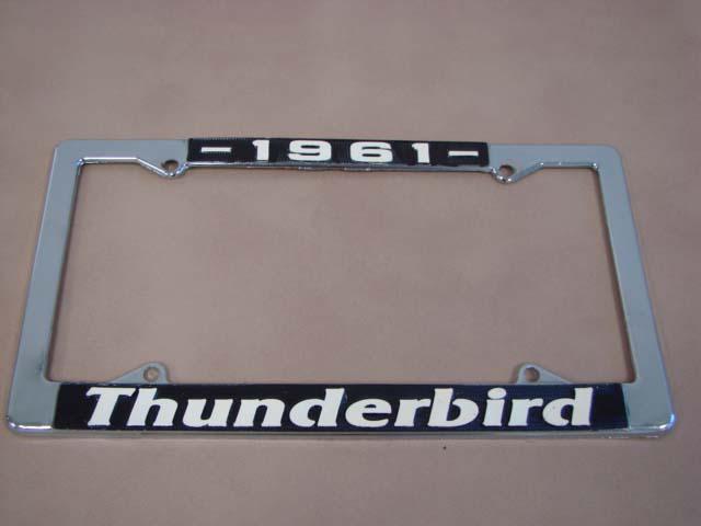B 13106D Floor Mats Blue with White Bird For 1958-1959-1960 Ford Thunderbird (B13106D)