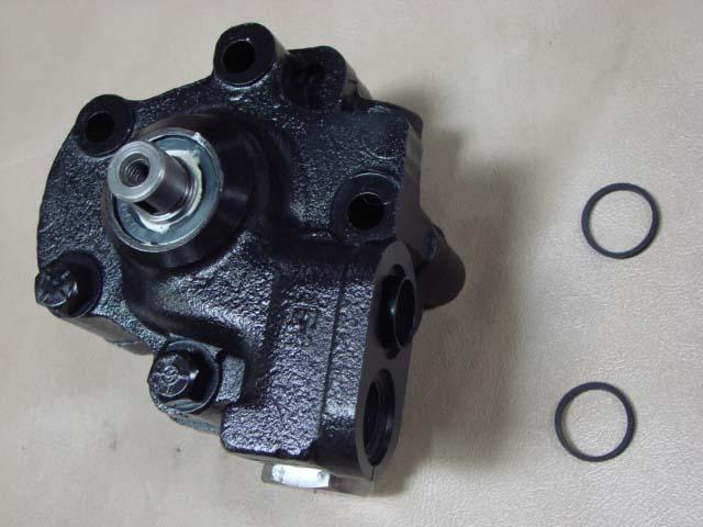 Saginaw Power Steering Pump >> B 3674B Power Steering Pump Eaton Rear Mount Rebuilt (Plus ...