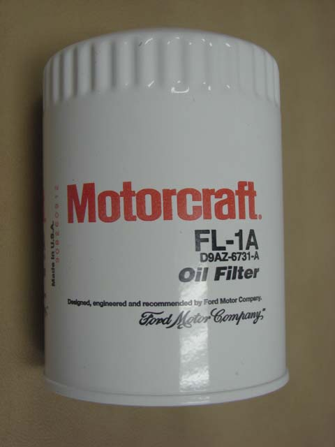 B 6731a Oil Filter Spin On For 1958 1959 1960 1961 1962