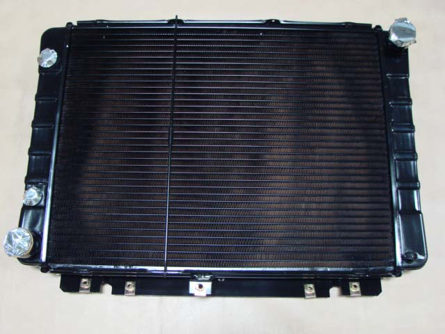 B 8005D Radiator Early 64, 1/4 Inch Transmission Fit For 1964 Ford Thunderbird (B8005D)