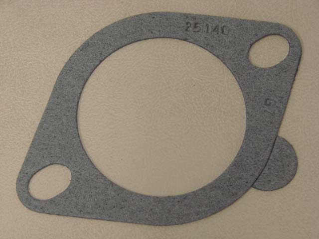 B 8255A Thermostat Gasket (Except 430) For 1958-1959-1960-1961-1962-1963-1964-1965-1966 Ford Thunderbird (B8255A)