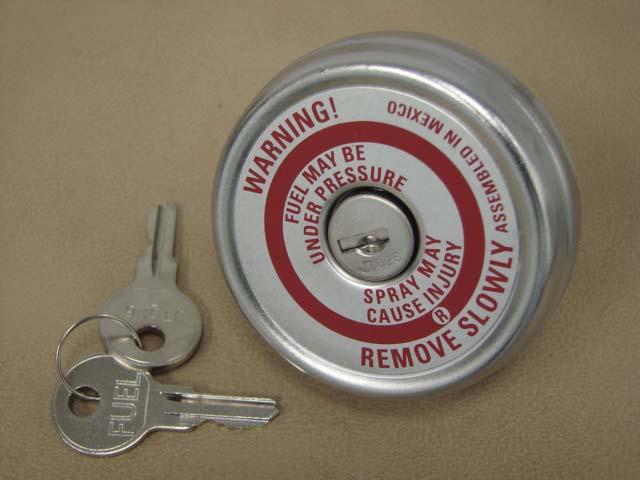 B 9030B Gas Cap Locking Vented For 1961-1962-1963-1964-1965-1966 Ford Thunderbird (B9030B)