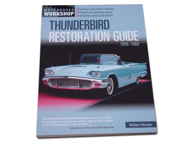 1958 1966 ford thunderbird literature and manuals archives larrys blt 1 thunderbird restoration guide for 1958 1959 1960 1961 1962 1963 1964 1965 1966 ford thunderbird blt1 publicscrutiny Images