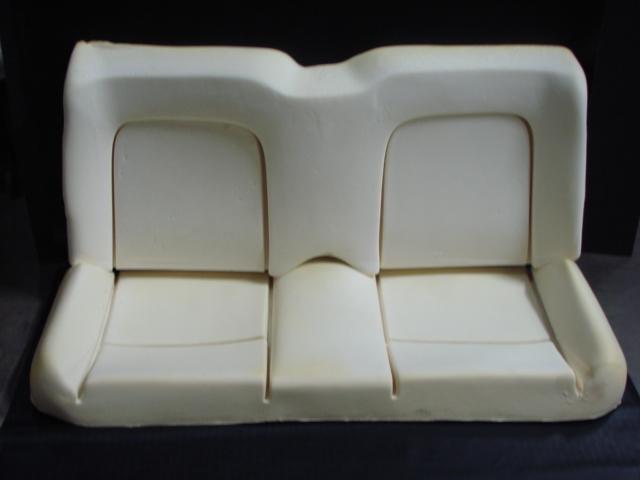 Bsf R61 Seat Foam Rear Seat For 1961