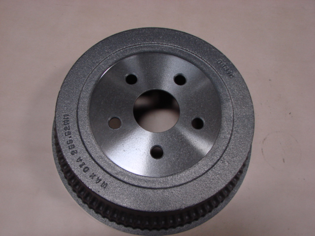 M 1125C Brake Drum Frt V8 10 x 2-3/4 For 1965-1966-1967-1968-1969-1970-1971-1972-1973 Ford Mustang (M1125C)