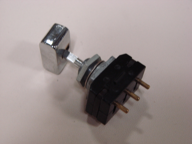 M 15668D Convertible Top Control Switch For 1969-1970 Ford Mustang (M15668D)
