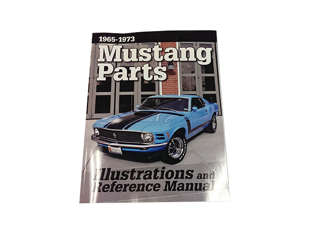MLT OM68S Owners Manual 1968 Shelby For 1968 Ford Mustang (MLTOM68S)
