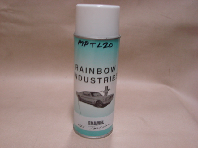 MPT L20 Interior Paint 65 Turquoise For 1965 Ford Mustang (MPTL20)