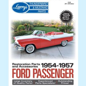 1954-1957 Ford Passenger Products