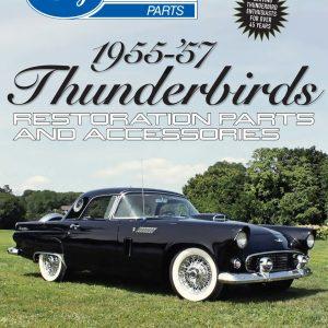 1955-57 Thunderbird Catalog