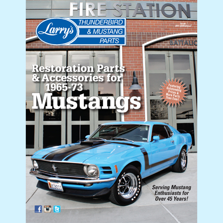 Ford Mustang Parts >> Mpl Larry S 1965 73 Mustangs Catalog And Price List Mpl Larry S