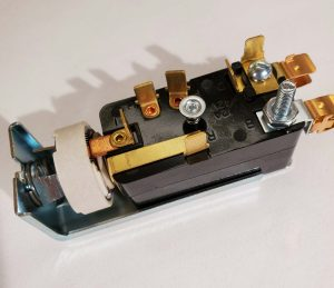 T 11654B Headlight Switch For 1956-1957 Ford Thunderbird (T11654B)****CALL FOR AVAILABILITY****