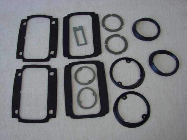 M 13000A Lamp Gasket & Pad Kit For 1965-1966 Ford Mustang (M13000A)