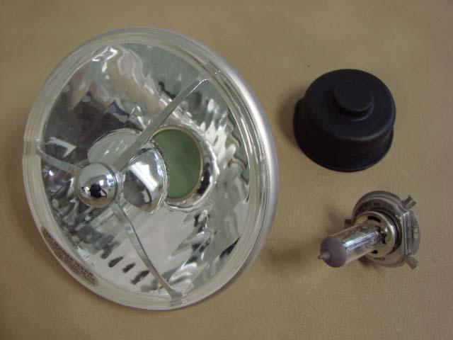 M 13489I Tail Lamp Lens Bezel Left Hand For 1970 Ford Mustang (M13489I)