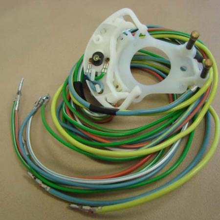 m 13341b turn signal switch alternator for 1965-1966 ford mustang (m13341b)