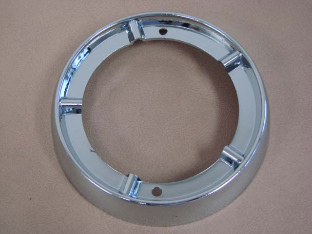 M 13788A Dome Light Bezel Coupe For 1967-1968-1969-1970 Ford Mustang (M13788A)