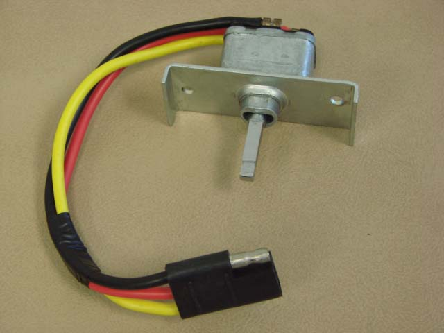 M 15668A Convertible Top Control Switch For 1965-1966 Ford Mustang (M15668A)