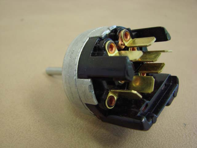M 15668C Convertible Top Control Switch 68 For 1968 Ford Mustang (M15668C)