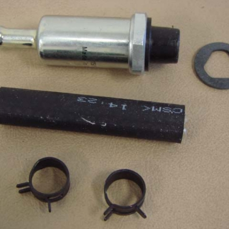 1965-1973 Ford Mustang Fuel and Carburetor System Archives ...