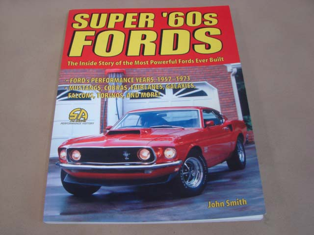 MLT 29 Super 60s Fords For 1965-1966-1967-1968-1969-1970-1971-1972-1973 Ford Mustang (MLT29)