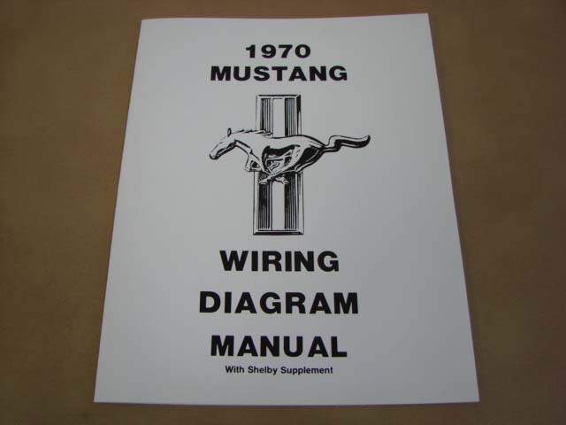 mlt wd70 wiring diagram for 1970 ford mustang  mltwd70