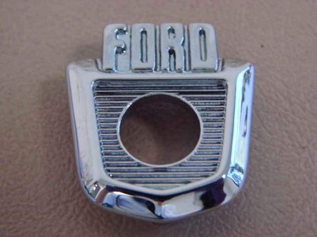 P 04407B Emblem – Glove Box Door For 1957-1958-1959 Ford Passenger Cars (P04407B)