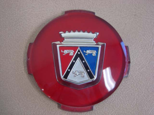 P 1141A Wheel Cover Medallion For 1955-1956 Ford Passenger Cars (P1141A)