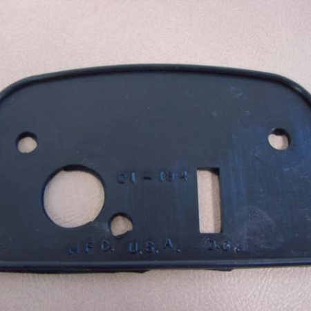 P A License Lamp Bracket Pad Station Wagon For   Ford Passenger Cars Pa