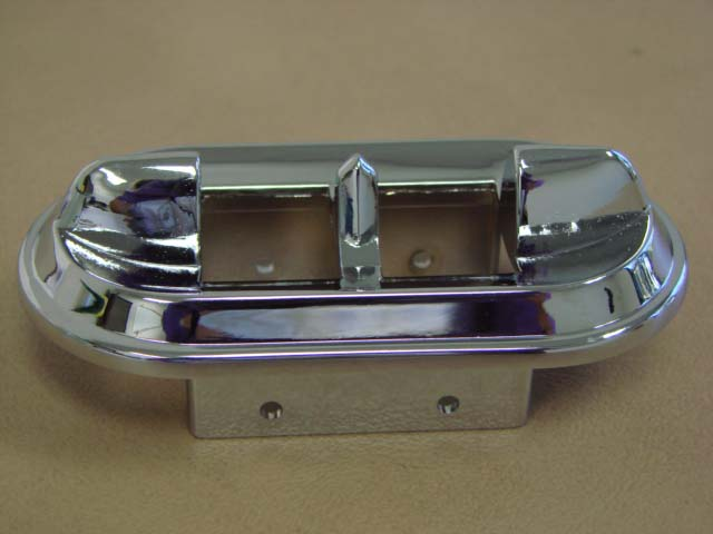 P 14528B Power Window Switch Housing Double For 1955-1956-1957 Ford Passenger Cars (P14528B)