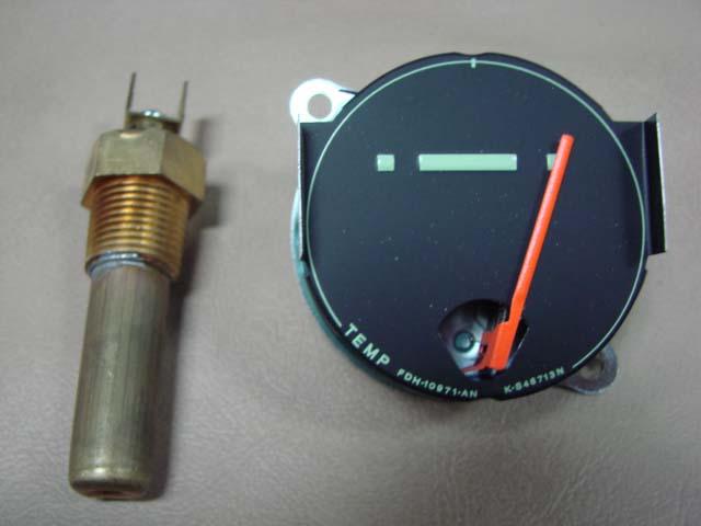 T 01694B Speedometer Cable Grommet FM For 1955-1956-1957 Ford Thunderbird (T01694B)