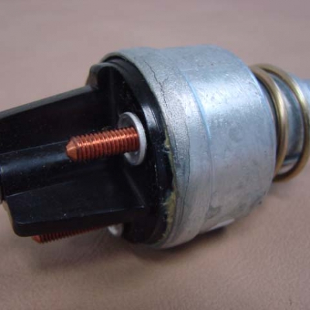 T X on 1957 Ford Thunderbird Ignition Switch