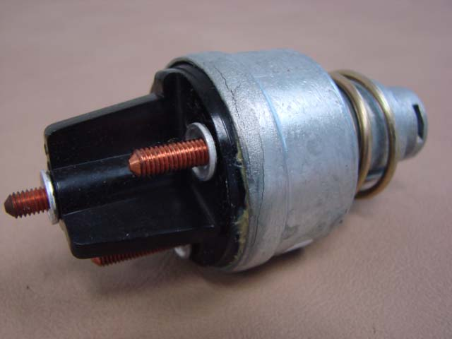 T on 1957 Ford Thunderbird Ignition Switch
