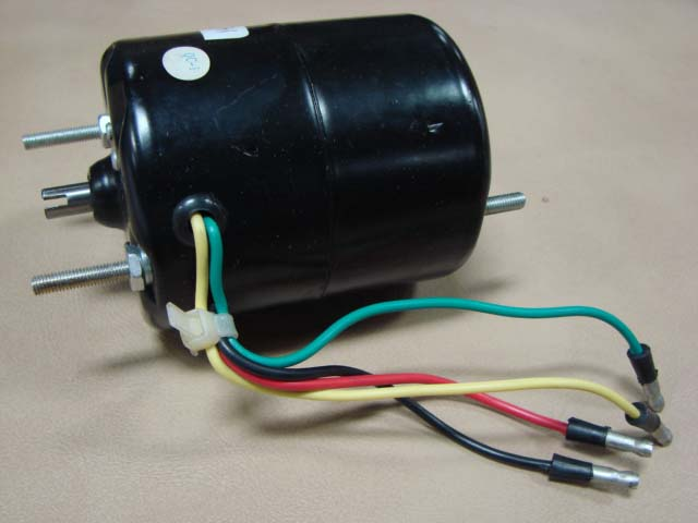 T 14547c Seat Motor Dial O Matic 12v For 1955 1956 1957