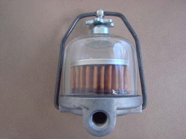 T 9155 Fuel Filter For 195519561957 Ford Thunderbird T9155 Rhlarrystbird: 1955 T Bird Fuel Filter At Taesk.com