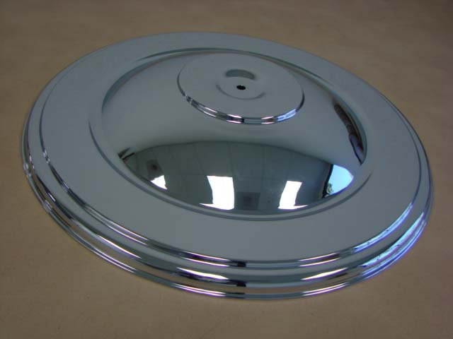 T 9605b Air Cleaner Top For 1957 Ford Thunderbird T9605b
