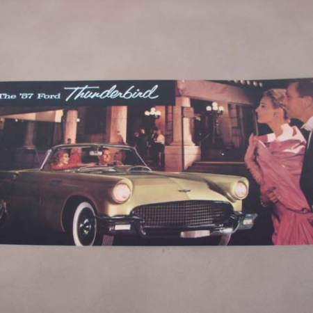 1955 1957 ford thunderbird literature and manuals archives larrys tlt 11c sales brochure color 16 pages for 1957 ford thunderbird tlt11c publicscrutiny Images