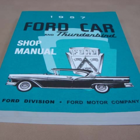 1955 1957 ford thunderbird literature and manuals archives page 2 tlt sm57 shop manual for 1957 ford thunderbird tltsm57 publicscrutiny Images