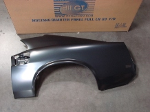 M 27846H Quarter Panel (Right Hand) For 1969 Ford Mustang 2+2 OEM (M27846H)