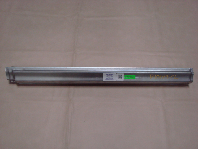 P 10129CL Outer Rocker Panel Left Hand For 1957-1958 Ford Passenger Cars (P10129CL)