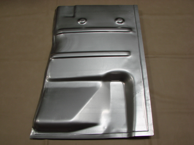 P 11134BR Front Floor Right Hand For 1955-1956 Ford Passenger Cars (P11134BR)