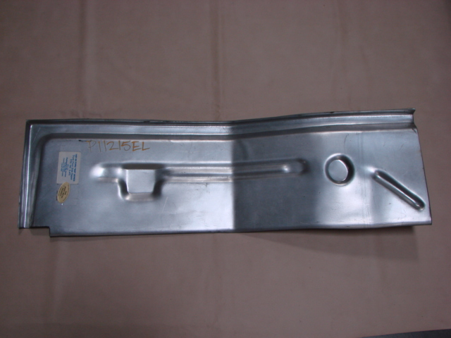 P 11132BL Toe Board Left Hand For 1955-1956 Ford Passenger Cars (P11132BL)