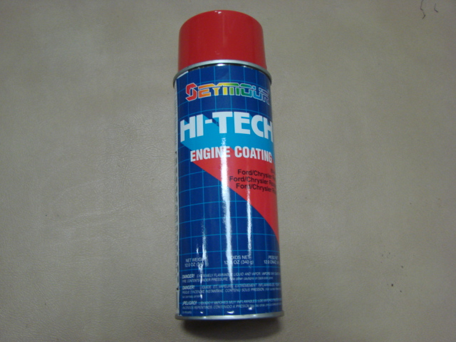 PPT 2106 Red Spray Paint For 1950-1951-1952-1953-1954-1955-1956-1957-1958-1959 Ford Passenger Cars (PPT2106)