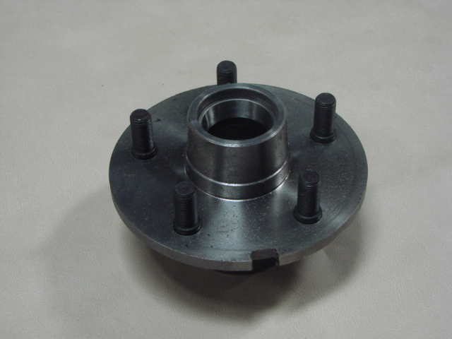 P  1104A Front Wheel Hub (5 Lug) for 1952-1953-1954-1955-1956-1957-1958 Ford Passenger Cars (P1104A)