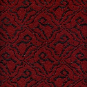 UCL5605 Cloth 56 Red Mosaic