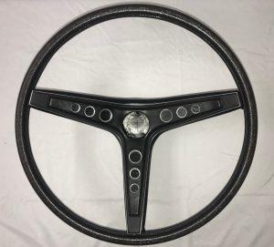 M  360069RBBK Rimblow Steering Wheel for 1969 Ford Mustang (M360069RBBK)