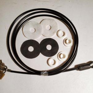 CC000C Car Cover Lock Kit